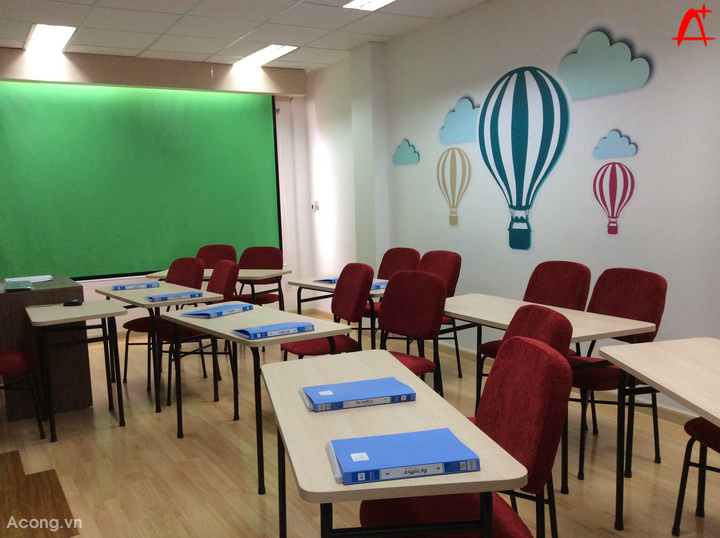 Apax English Q3 HCM: classroom