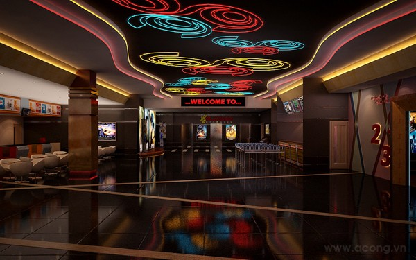 Platinum Cineplex - Vincom Center Long Bien